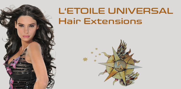 100 % human hair extensions at City Sydney